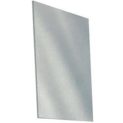 Contreplaque Plate OMP Acier 100x120x3mm