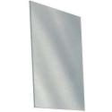 Contre plaque plate acier OMP