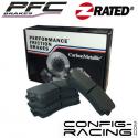 Plaquettes PFC Z-Rated | Audi RS3 (8VA)