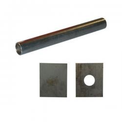 Kit de montage chandelles 25mm (lot de 4)