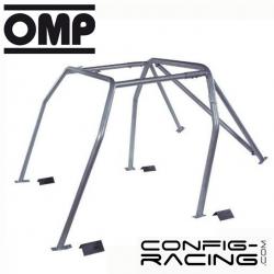 Arceau Standard FIA OMP Audi Quattro Coupé 6 Points à boulonner