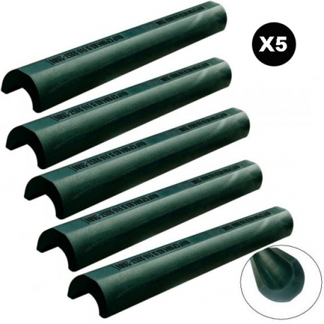 Fourreau de protection FIA Diamètre 40 à 50 PACK de 5