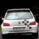 Hayon Peugeot 106 Phase 2