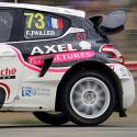 Ailes Arrières Peugeot 208 WRX