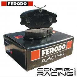 Plaquettes Ferodo Racing Peugeot 306 2.0 S16 BV5 - FCP1112