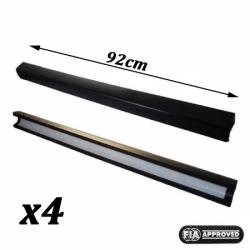 Mousse d'arceau FIA Diamètre 40 Longueur 91cm (lot de 4)