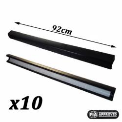 Mousse d'arceau FIA Diamètre 40 Longueur 91cm (lot de 10)