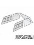 Kit Makrolon Porsche Cayman718 - 3mm