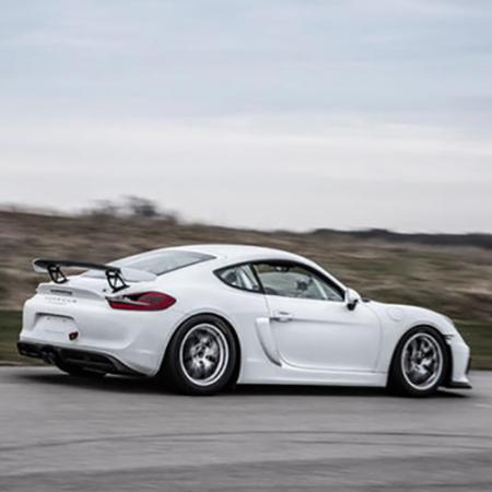 Kit Makrolon Porsche Cayman GT4 - 3mm