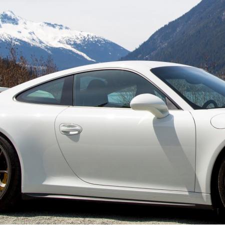 Vitre avant Makrolon Porsche 991