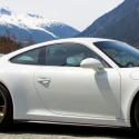 Vitre arrière latérale Makrolon Porsche 991