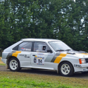 Vitre arrière latérale Makrolon | Opel Calibra