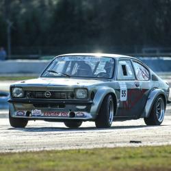 Vitre avant Makrolon Opel Kadett C Coupé