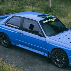 Vitre avant Makrolon BMW E30 coupé et M3