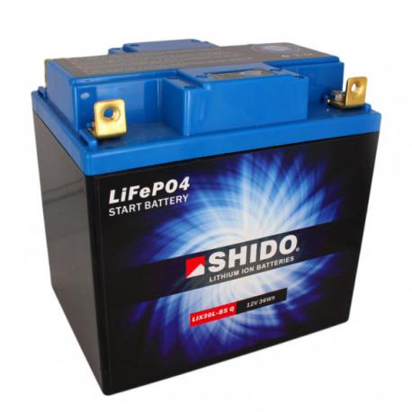 Batterie Lithium Shido 30A