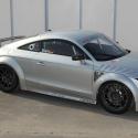 Vitre arrière latérale Makrolon Audi TT mk2 (8J)