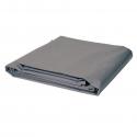 Bâche de sol PVC - 550gr/m² - 3x6m