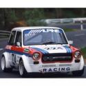 Lunette arrière Makrolon Autobianchi A112