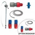 Pack coupleur rapide dash12 avec pompe rotative