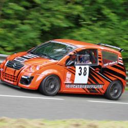 Vitre avant Makrolon Citroën C2