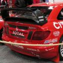 Lunette arrière Makrolon Citroën Xsara