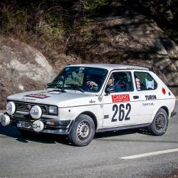 Lunette arrière Makrolon Fiat 127