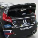 Lunette arrière Makrolon Ford Fiesta mk5