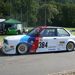 Kit Makrolon BMW E30 coupé - F2000