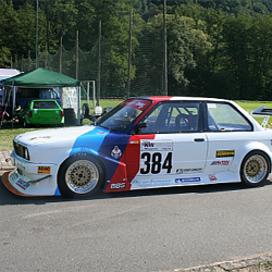 Vitre arrière latérale Makrolon BMW E30 coupé et M3