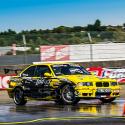 Vitre avant Makrolon BMW E36 coupé