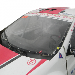 Pare-brise Polycarbonate Margard Honda Civic EG6