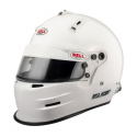 Casque Bell GP3 Sport - FIA - HANS - Blanc
