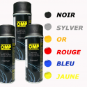 Peinture haute température OMP (lot de 3)