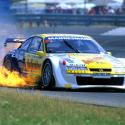 Vitre arrière latérale Makrolon Opel Calibra