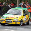 Kit Makrolon Opel Kadett E coupé - F2000