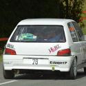 Lunette arrière Makrolon Peugeot 106 phase 1
