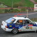 Vitre arrière latérale Makrolon Peugeot 309