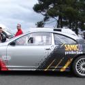 Vitre arrière latérale Makrolon Peugeot 406