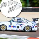 Kit Makrolon Porsche 911 (type 964) - 5mm