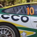 Vitre arrière latérale Makrolon Porsche 996 - avec ouies