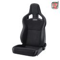 Baquet RECARO Sporster Cross CS - Avec chauffage - Avec Airbag (nombreuses couleurs)