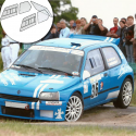 Kit Makrolon Renault Clio 1 - F2000