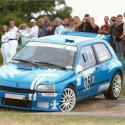 Vitre arrière latérale Makrolon Renault Clio 1