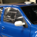 Vitre avant Makrolon Renault clio 2