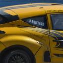 Vitre arrière latérale Makrolon Renault Mégane 3