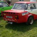Lunette arrière Makrolon Simca 1000 Rallye