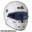 Casque Stilo ST5FN - avec intercom - FIA - SA2015 - Blanc