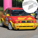 Kit Makrolon Volkswagen Golf 2 - F2000