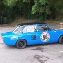 Vitre arrière latérale Makrolon Triumph Dolomite Sprint