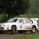 Vitre arrière latérale Makrolon Citroën BX